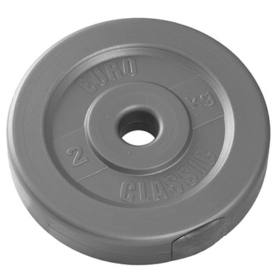Блин композитный Euro-Classic 2 кг (d26)